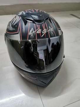 Vega Premium Racing  Helmet