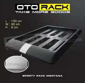 Roof Rack Montana Innova Fortuner Pajero Almaz Terra CRV Captiva CX 5