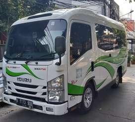 Rental Elf Hiace Bus Pariwisata Bogor pajajaran