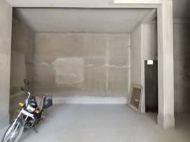 A 550 sq.ft Rd facing Shop at PP Compound is available for rent.