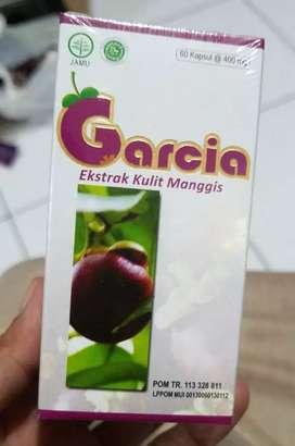 Kapsul GARCIA ekstrak Manggis...kirim COD, Ojol, JNE, Pos