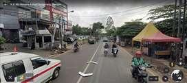 Dijual Cepat Tanah di Jl KH Hasyim Ashari, Pinang, Tangerang