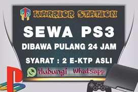 Sewa PS3 PS4 Tangerang