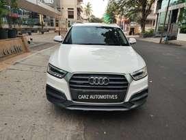 Audi Q3 3.5 TDI Quattro Technology(with Navigation), 2017, Diesel