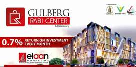 Gulberg Rabi Center Clothing Market Shops