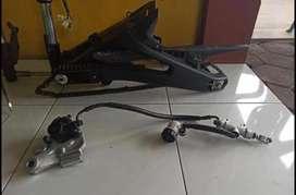 Arm dan Velg Yamaha R15 VVA V3