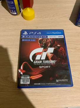 BD PS4 PS 4 Gran Turismo