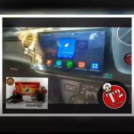 Special 2DIN LAYAR 10INC MANTEP ANDROIDLINK full hd+camera hd mantep