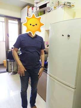5 year old Refrigerator, Brand  Intertonic, 300 L