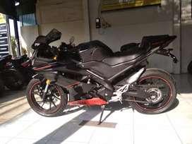 Bali dharma motor, jual Yamaha R25 THN 2018