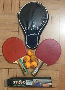 Table Tennis Racquet - Stag