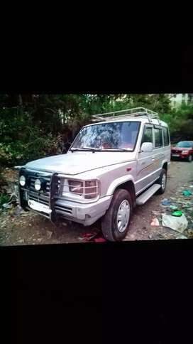 Tata Sumo Spacio 2005 Diesel Well Maintained passing up to 2025