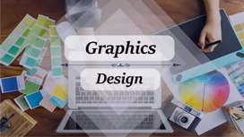Graphics and logo designer specialist