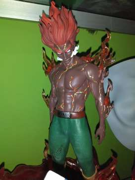 PVC statue guy sensei