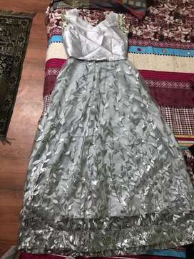 Women party wear gown swipe to see pics