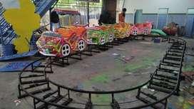 mini coaster odong odong naik turun doble jok kereta mini UK