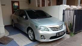 Toyota Corolla Altis G 1.8 2011