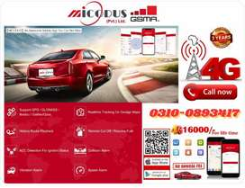 Micodus 4G brings pakistan first 4G tracking system at your door steps