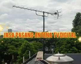 Tukang Spesialis Pemasangan Sinyal Antena Tv Digital.