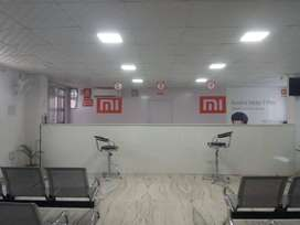 Marketing and System Operator for MI service center.