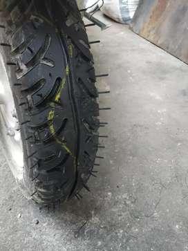 Activa tyres