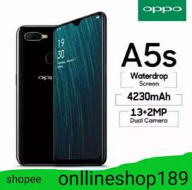 handphone oppo A5s Ram 3/32gb baru