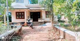10 cent land with house  near meppayur town