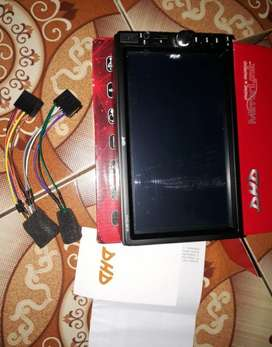 Terdepan Head Unit Vellfire support mirror link android iphone