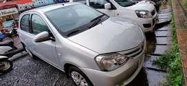 Toyota Etios Liva G, 2013, Petrol