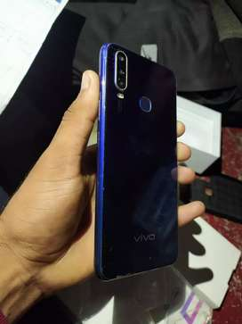 Vivo y15 4,64 with all accessories good condition without any problem