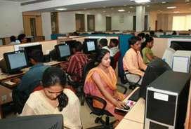 Telecalling and Computer Executive