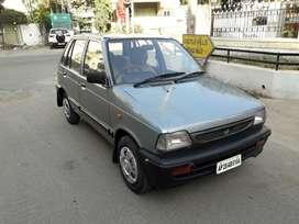 Maruti Suzuki 800 AC BS-III, 2001, Petrol
