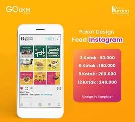PROMO Design Feeds Social Media Instagram
