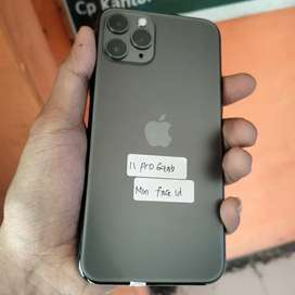 Iphone 11 pro 64 fullset
