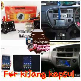 For KIJANG KAPSUL 2din android link led 7inc full hd+camera hd mumer