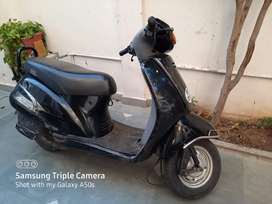 Black colour , working condition