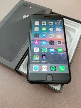 selling excellent condition iphone  8 plus     no exchange available