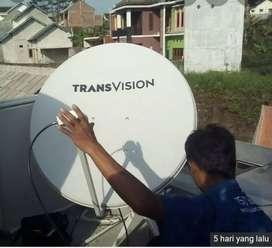 Promo Trânsvision HD kota Mataram Diskon Paket 50% Setahun