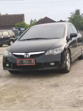 Honda Civic Batman 2009