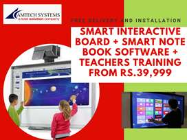 Smart Interactive Boards LEDs
