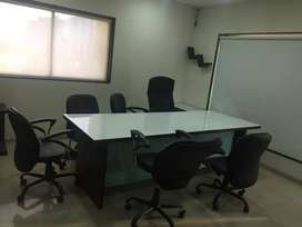 fully furnised office rent vesu