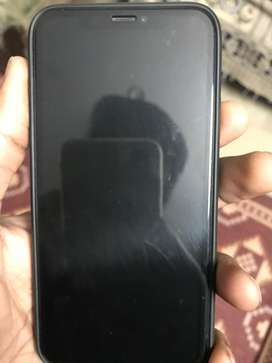 Iphone x 64gb fu in new condition