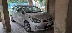 Hyundai Verna 2012