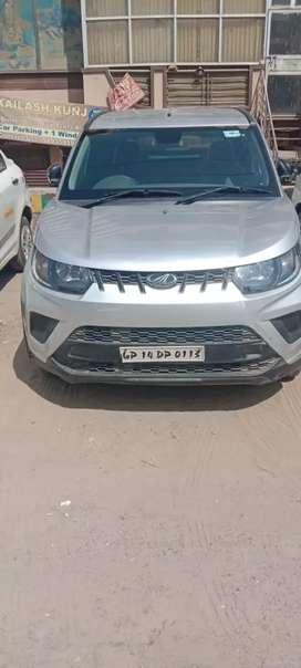 Mahindra eKUV100 2018 Diesel 50000 Km Driven
