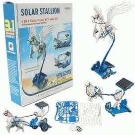 Kuda terbang SOLAR STALLION pegasus Mainan