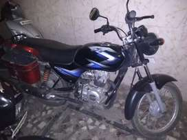 Bajaj CT 100 bike