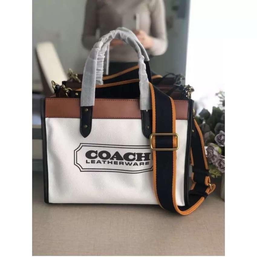 Tote bag women coach 0