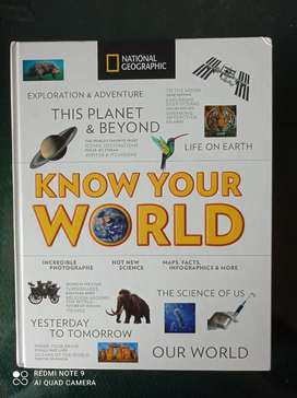 NAT GEO Know your world with WOW! Encyclopedia