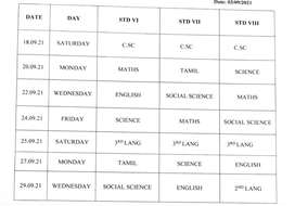 Wanted math, science, Hindi tutor for CBSE 7th class
