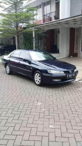 Peugeot 406 st 2000 manual